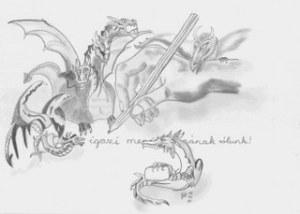 Fritz Erzsébet _ A sárkányok átváltozása _ Gál Mihály_320x229