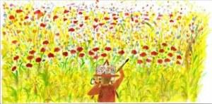 Áfra Piroska_A Vadvirágok Öröme-Kiss Áfra Mária_320x158