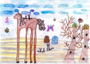 Dienes Laura_Az égig érő ló