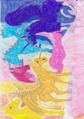 Kővári Liliána_Az aranyszörű paripa_Kővári Liliána_169x240