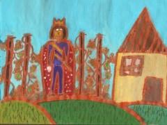 LAJKÓ FANNY Iitt járt Mátyás király(névmagyarázó)_180x240