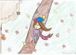 Várady Lilla A kis gesztenye története. Illusztrálta Jelinek Rebeka 4.o. Pilinszky J Ált. Isk. Balatonkenese_320x232